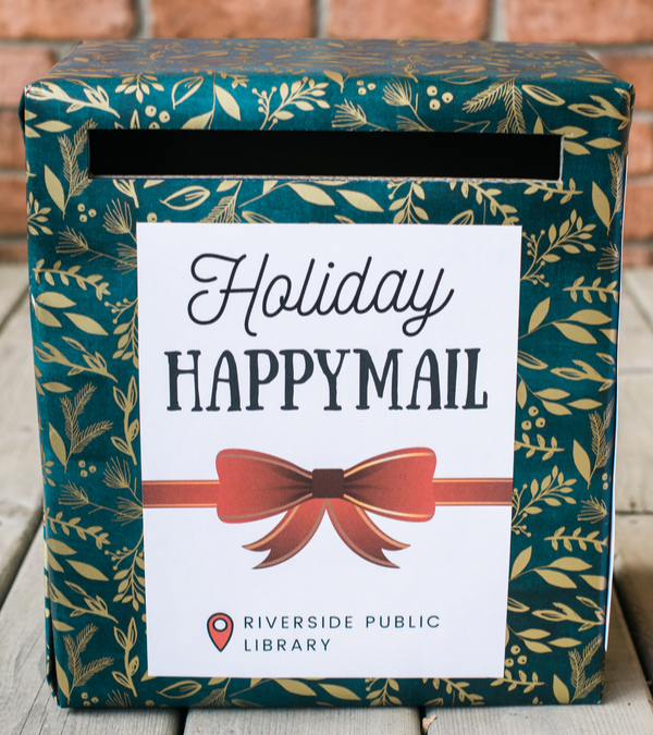 Holiday HappyMail Post Box